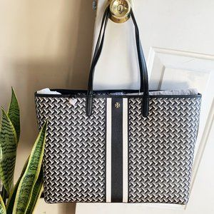 Tory Burch Tile T-Link Tote
